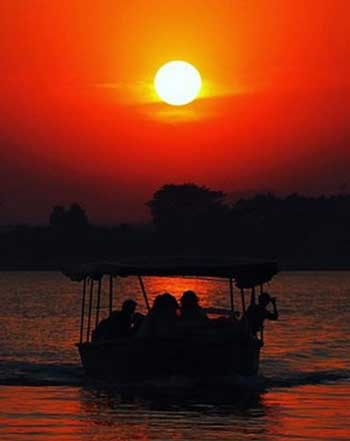 Boat Safari in Kabini