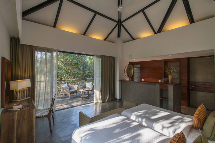 Luxury accommodation in Kabini